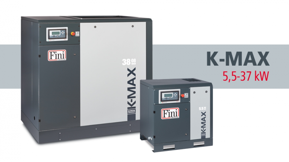 K-MAX: от 5,5 до 15 кВт