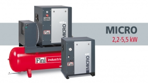 MICRO: from 2.2 to 5.5 kW