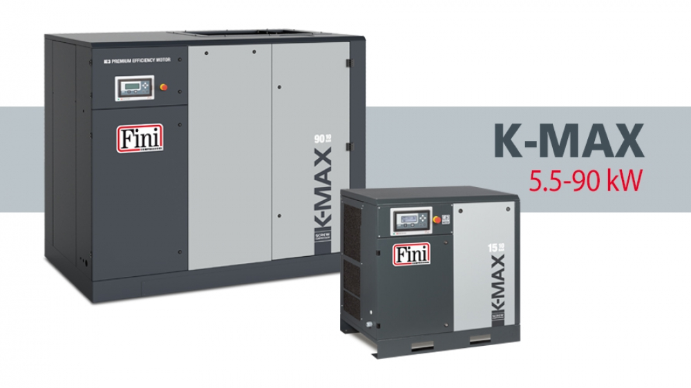 K-MAX from 22 to 37 kW