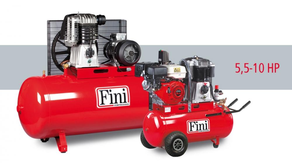 High-pressure compressors