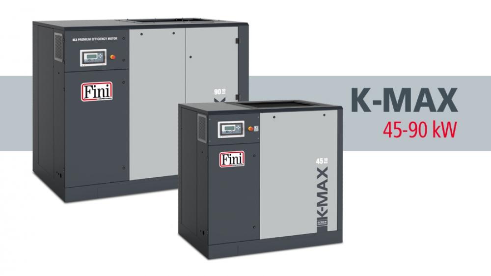 K-MAX: от 22 до 37 кВт